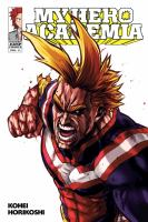 Cover image for My hero academia. Vol. 11, End of the beginning, beginning of the end
