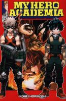Cover image for My hero academia. Vol. 13, A talk about your quirk