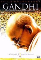 Cover image for Gandhi
