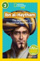Cover image for Ibn al-Haytham