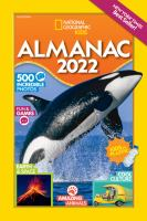 Cover image for National Geographic kids almanac 2022.