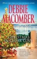 Cover image for Christmas in Cedar Cove