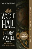 Cover image for Wolf Hall : a novel