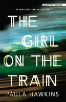 Cover image for The girl on the train
