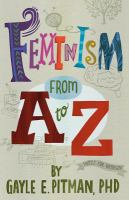 Cover image for Feminism from A to Z