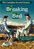 Cover image for Breaking bad. The complete second season