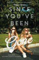 Cover image for Since you've been gone