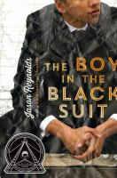 Cover image for The boy in the black suit