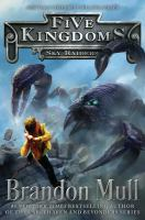 Cover image for Five kingdoms. Sky raiders