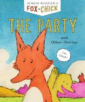 Cover image for The party and other stories