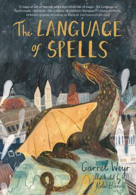 Cover image for The language of spells