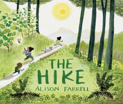 Cover image for The hike