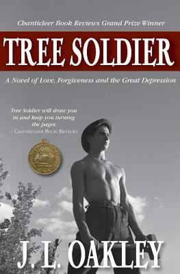 Cover image for Tree soldier BOOK CLUB #35 a novel of love, forgiveness and the great depression