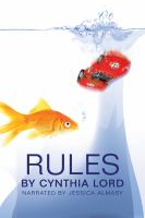 Cover image for Rules