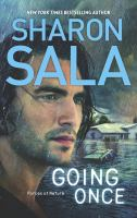 Cover image for Going once