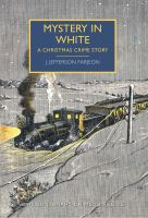 Cover image for Mystery in white : a Christmas crime story