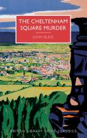 Cover image for Cheltenham Square murder