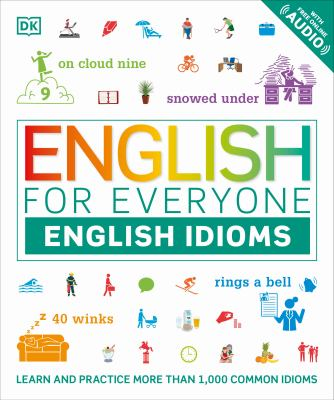 Cover image for English for everyone. English idioms