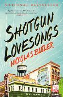 Cover image for Shotgun lovesongs
