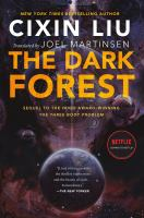 Cover image for The dark forest