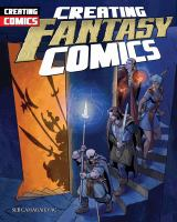 Cover image for Creating fantasy comics