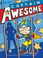 Cover image for Captain Awesome vs. the evil babysitter