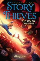 Cover image for Story thieves. The stolen chapters