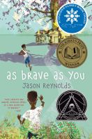 Cover image for As brave as you