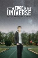 Cover image for At the edge of the universe