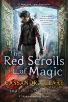 Cover image for The red scrolls of magic