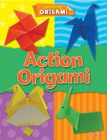 Cover image for Action origami