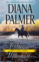 Cover image for Long, tall Texans. Coltrain and Marshall