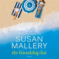 Cover image for The friendship list