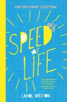 Cover image for Speed of life