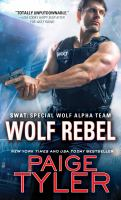 Cover image for Wolf rebel