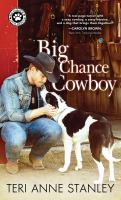 Cover image for Big Chance cowboy