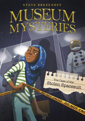 Cover image for The case of the stolen space suit