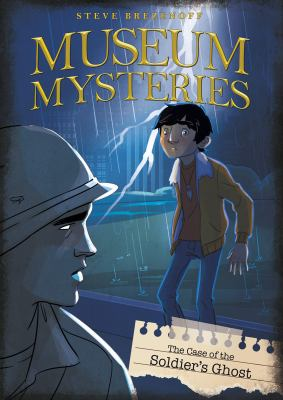 Cover image for The case of the soldier's ghost