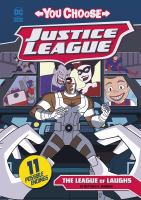 Cover image for Justice League. The league of laughs