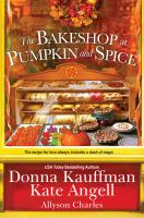 Cover image for The bakeshop at pumpkin and spice