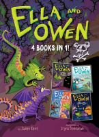 Cover image for Ella and Owen : 4 books in 1!