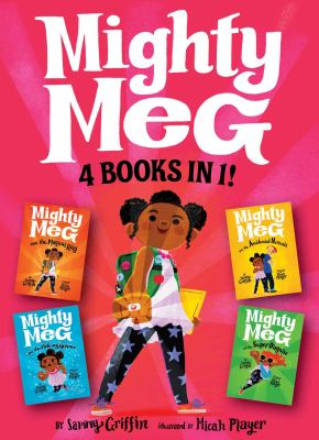 Cover image for Mighty Meg : 4 books in 1!