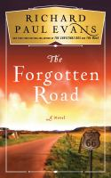 Cover image for The forgotten road : a novel