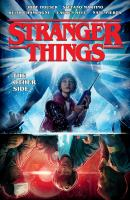 Cover image for Stranger things. The other side