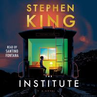 Cover image for The institute : a novel