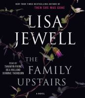 Cover image for The family upstairs : a novel