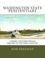 Cover image for Washington State Penitentiary : a short conversational history of the first century