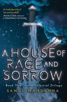 Cover image for A house of rage and sorrow