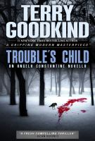 Cover image for Trouble's child