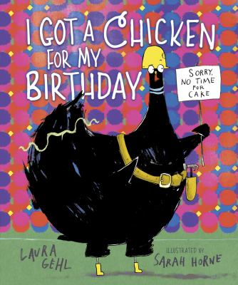 Cover image for I got a chicken for my birthday